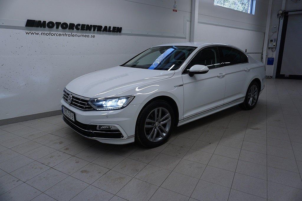 Volkswagen Passat 190hk TDI Dragpaket/Executive/R-line/P-värmare