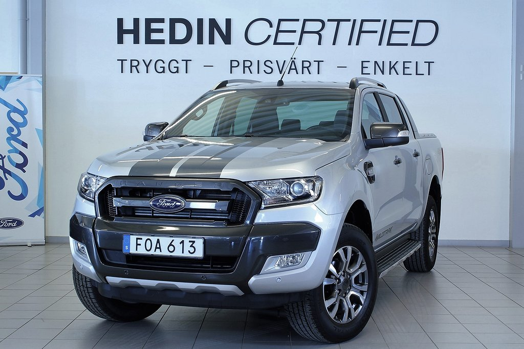 Ford Ranger 3.2TDCI 200HK DOUBLE CAB WILDTRAK