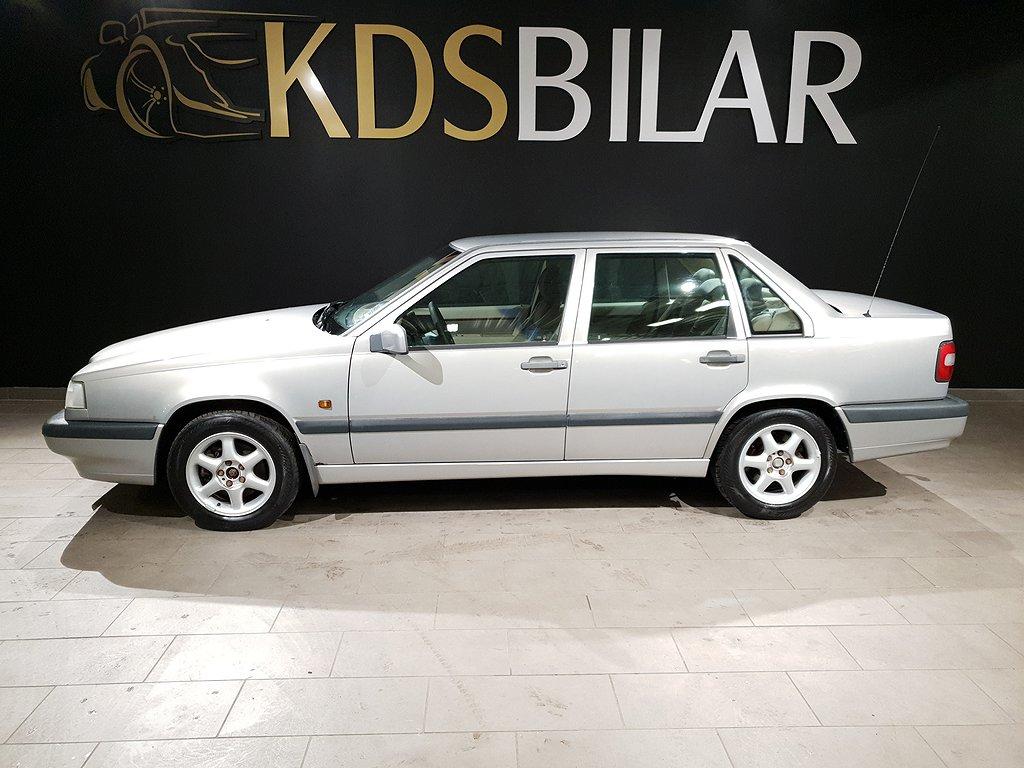 Volvo 850 2.5 144hk 16300mil Drag