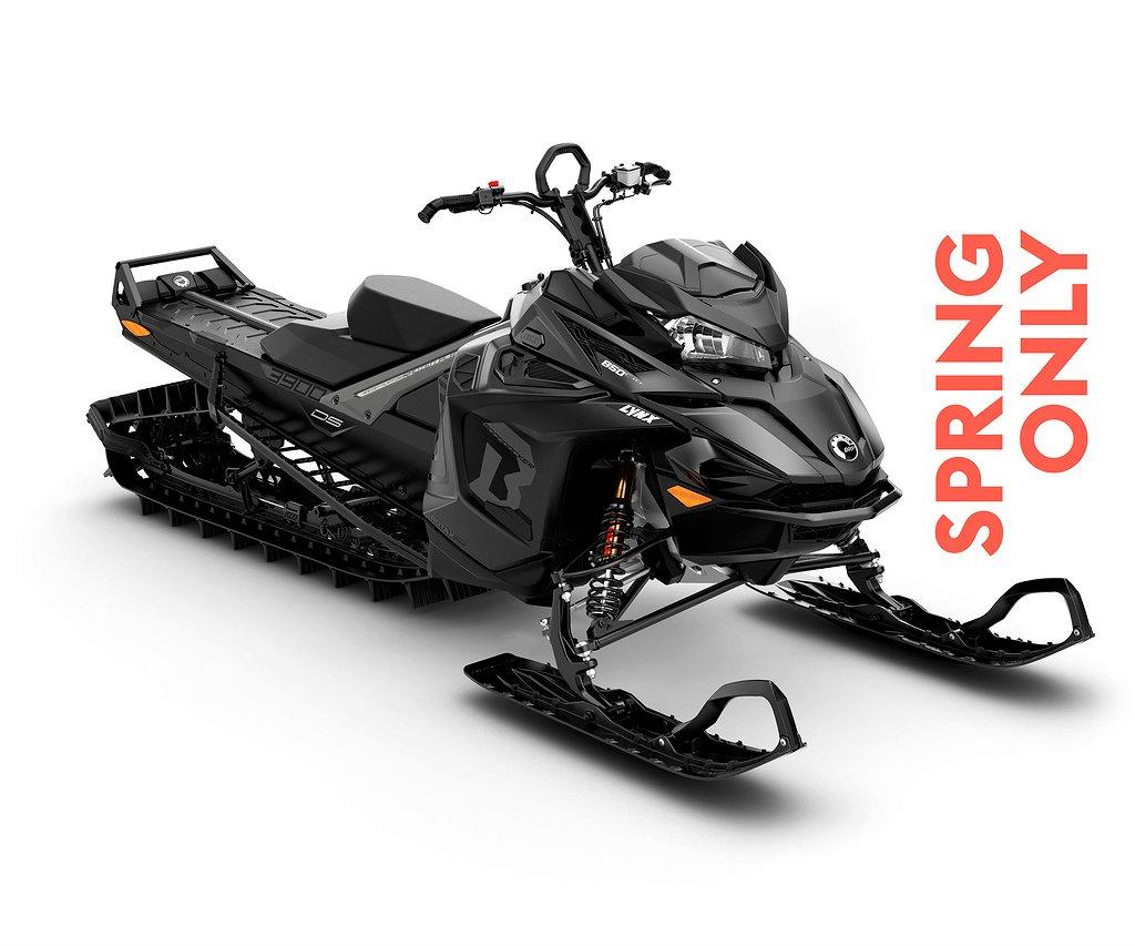 Lynx Boondocker DS 3900 850 E-Tec Black 3