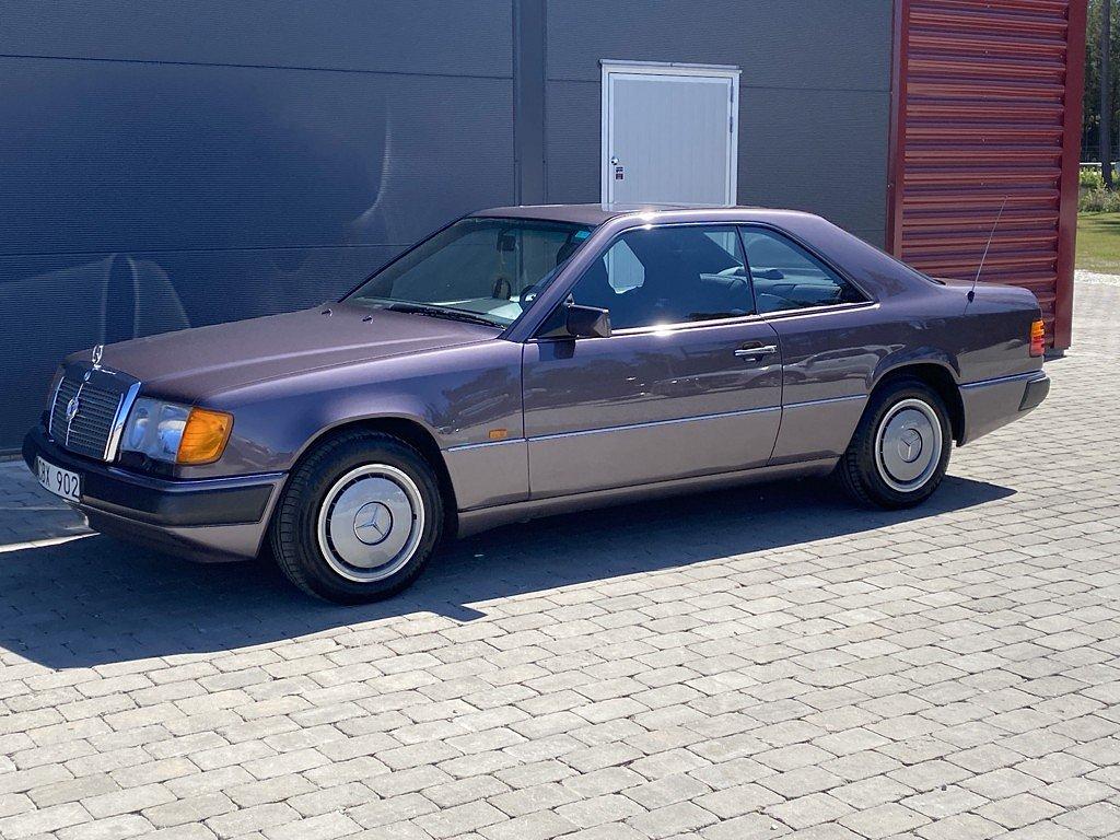 Mercedes-Benz 230 CE Coupé / 9612mil / Sollucka / Superkskick