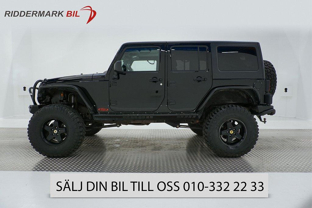 Jeep Wrangler Unlimited 2.8 CRD 4dr (200hk)