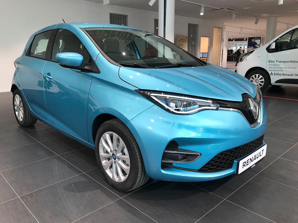 Renault Zoe Zen 52kwh 5-dörrars, Privatleasing