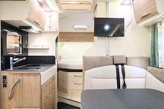 Husbil-integrerad Pilote Sensation G 650 6 av 15