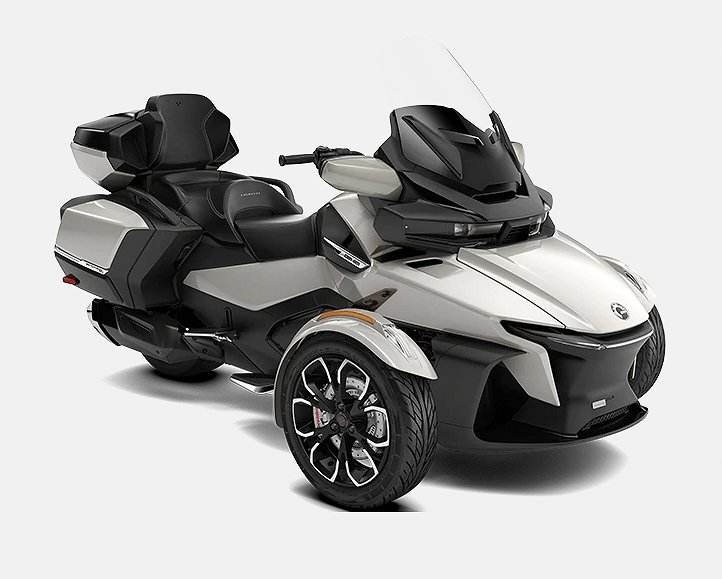 Can-Am Spyder RT Limited -21