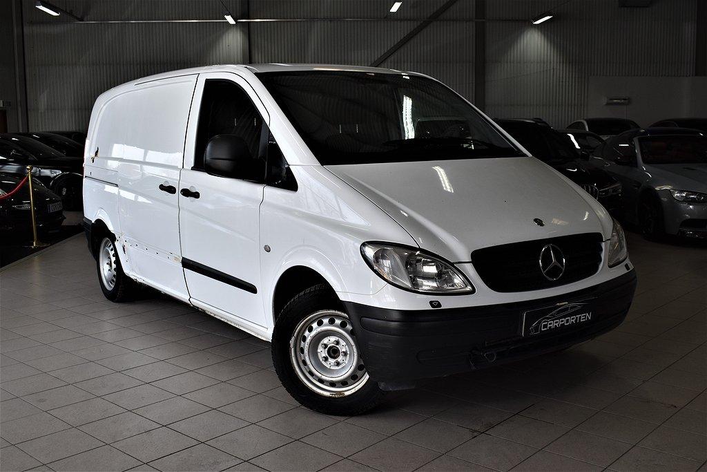 Mercedes-Benz VITO 109 CDI SANERINGS SPOLBIL