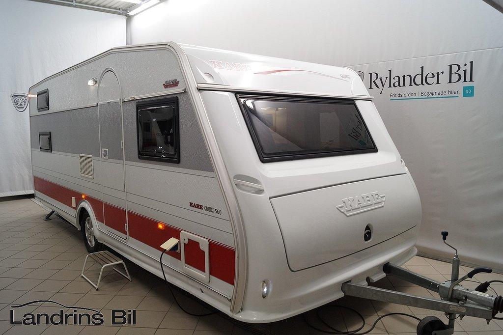 Kabe Classic 560 GLE B14 * Barnkammare *