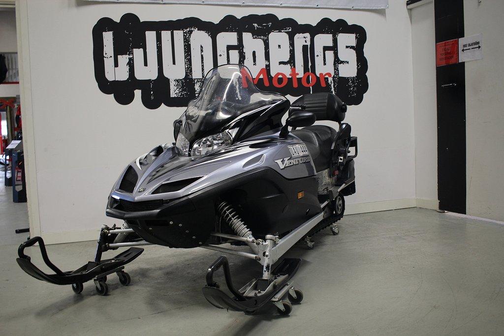 Yamaha Venture 600 Triple 2004