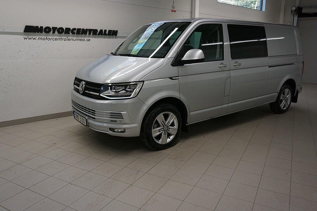 Volkswagen Transporter Kombi Cabin