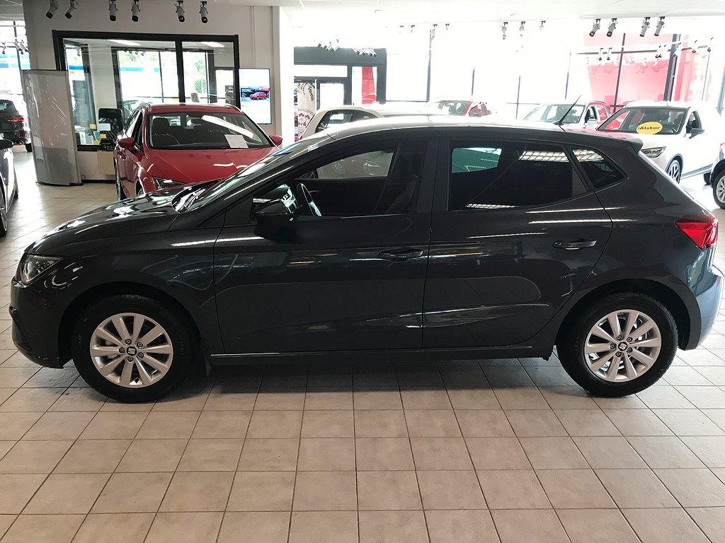 Seat Ibiza 1.0 MPI Euro 6 80hk