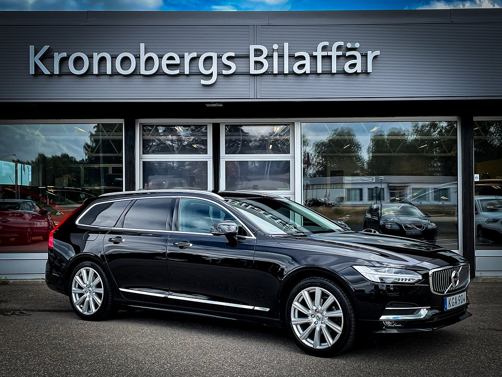 Volvo V90 D4 Geartronic Inscription Euro 6 190hk*TEKNIK*MOMS