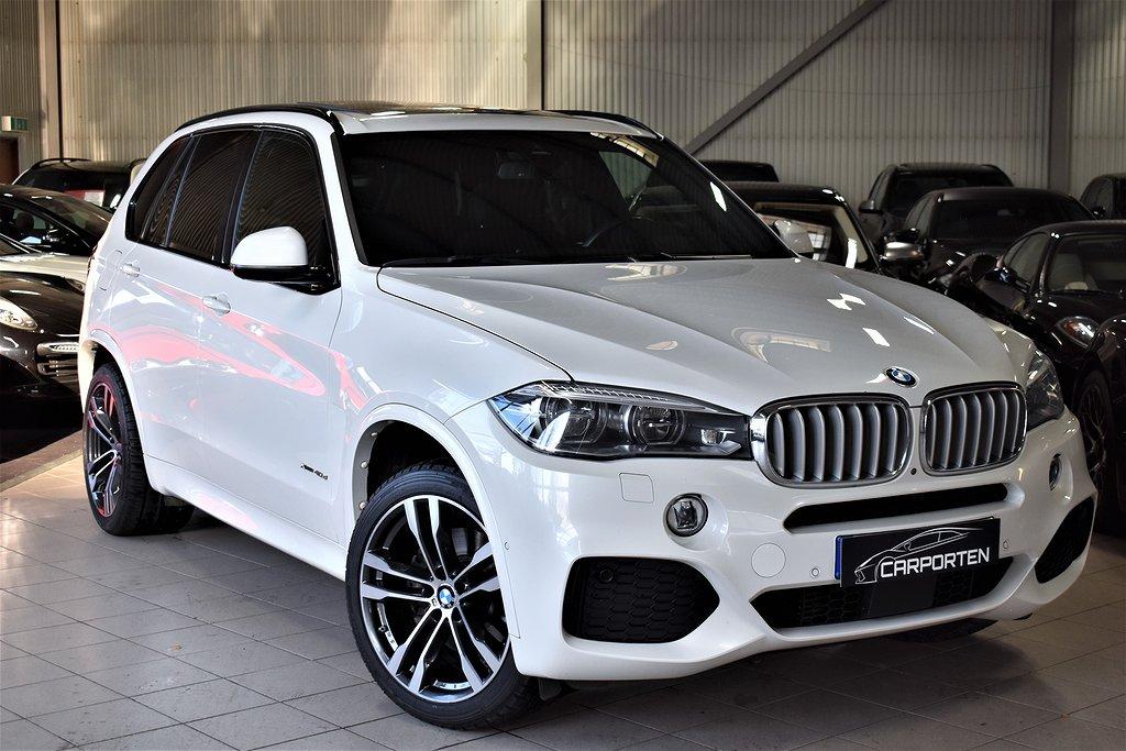 BMW X5 40d M-SPORT MAX UTR SVENSK 313HK
