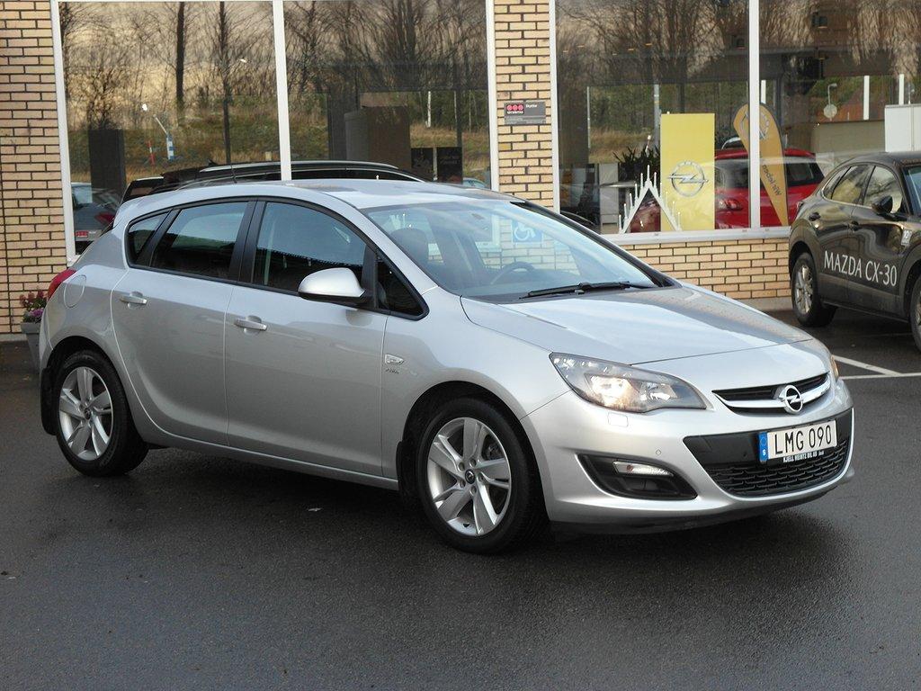 Opel Astra Drive 1.7 CDTI ecoFLEX S/S (110hk) LÅG MILARE