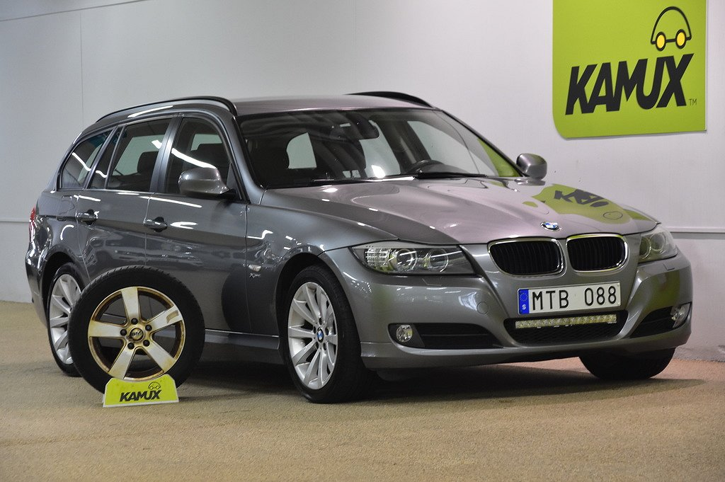 BMW 320 xDrive Touring S&V-Hjul 184hk