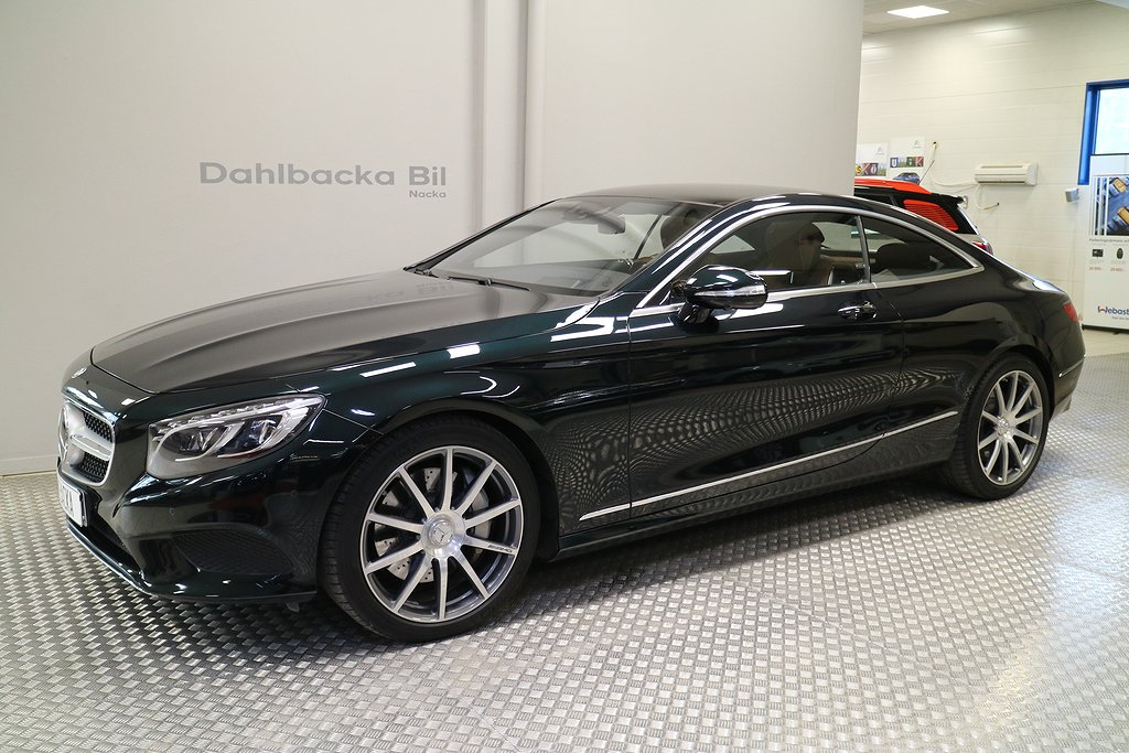 Mercedes-Benz S 500 4MATIC Coupé AMG