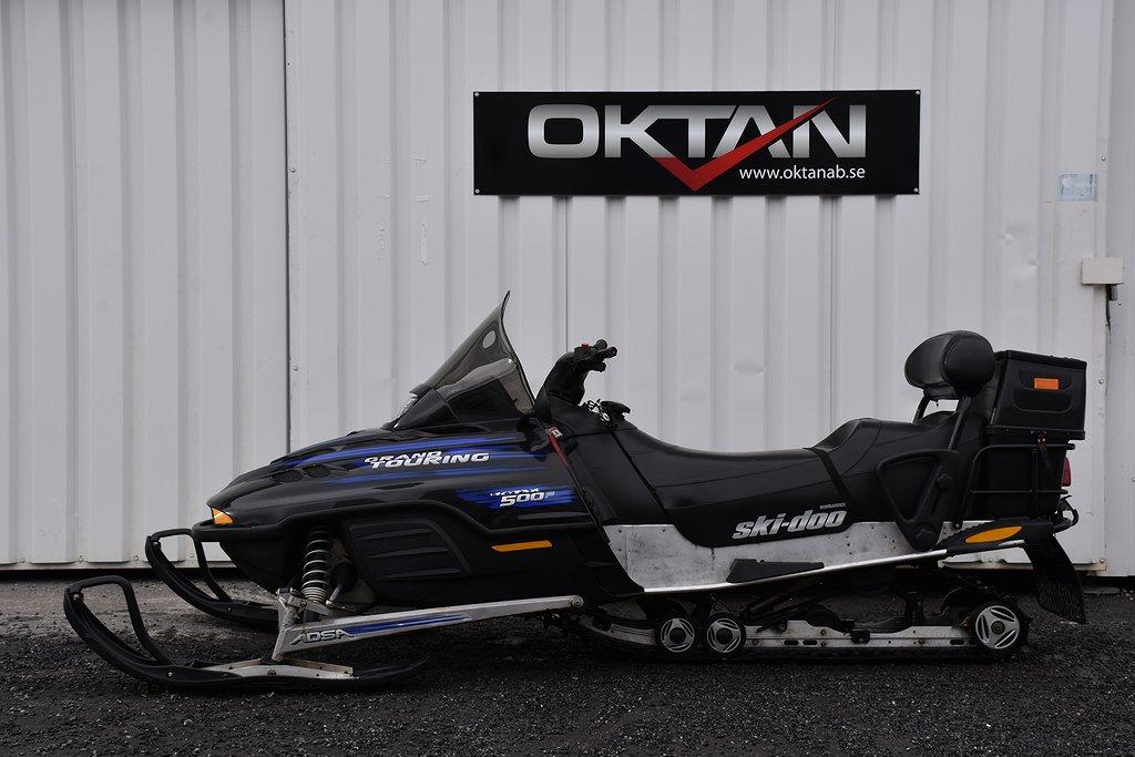Ski-doo Grand Touring 500F -2002