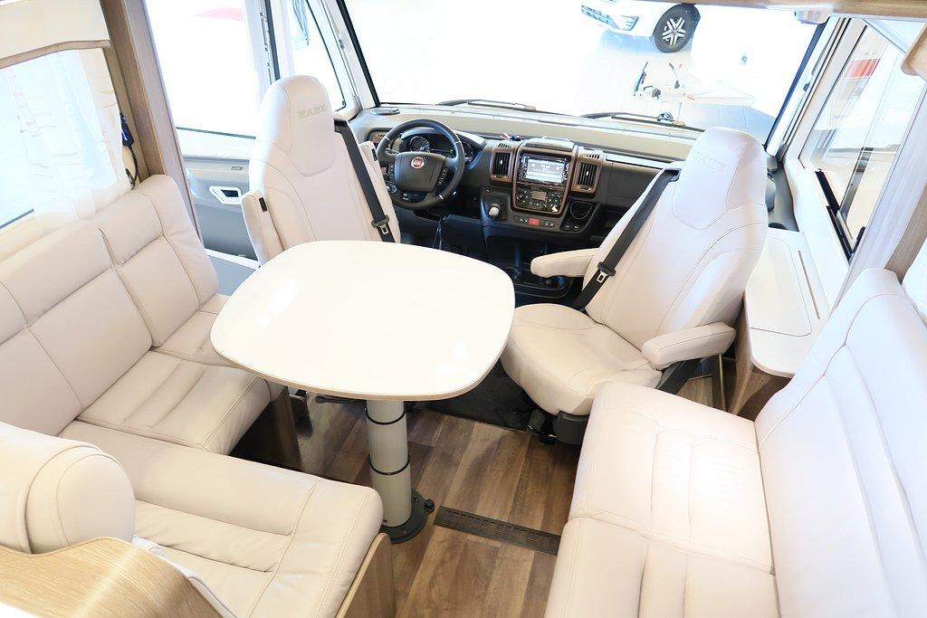 Husbil-integrerad Kabe TMI 910 Imperial QB 37 av 39