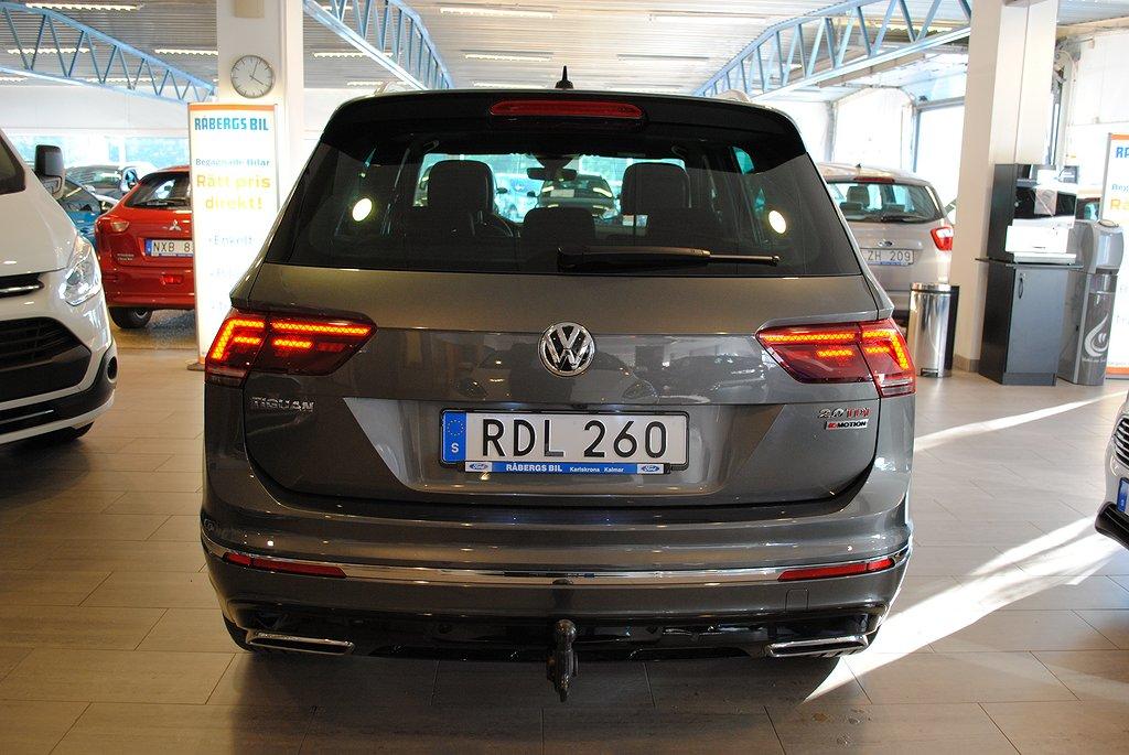 Volkswagen Tiguan GTS 2.0 TDI 240hk R-Line 4Motion DSG7