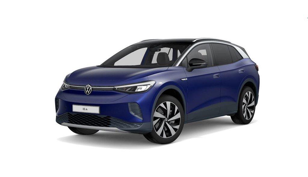Volkswagen ID4 52 mil, Drag, Endast 5425 kr/mån