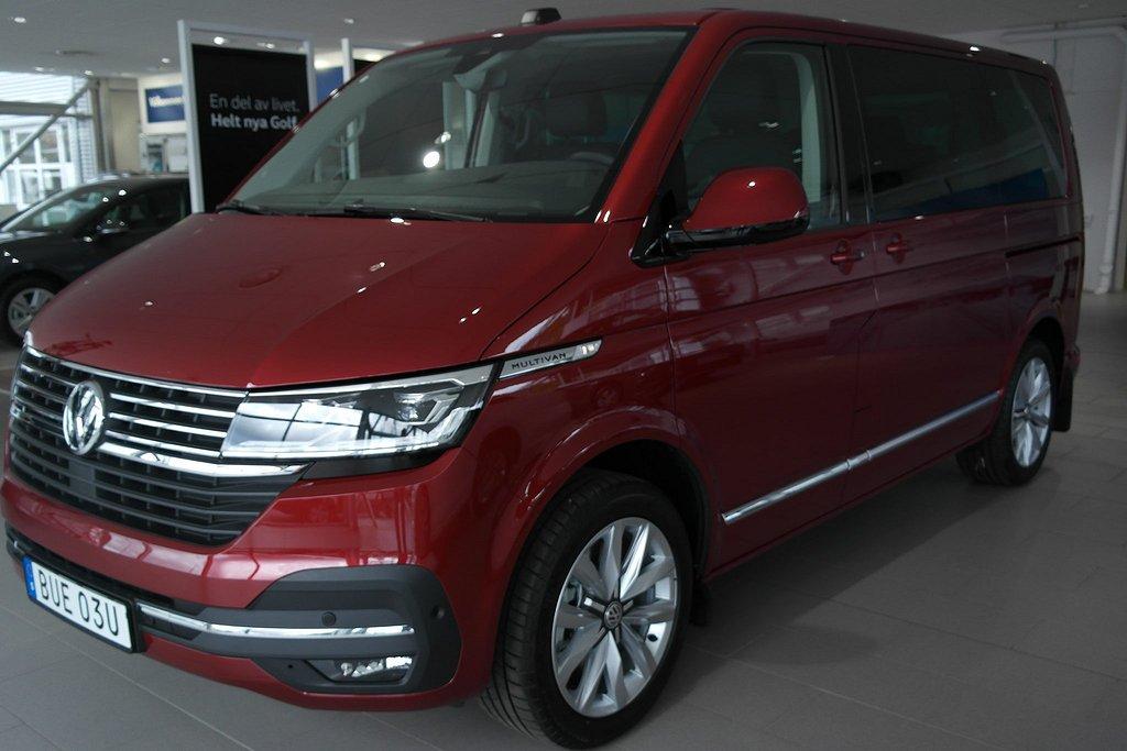 Volkswagen Multivan T6.1 T6.1 2.0 TDI 4Motion DSG. 199hk