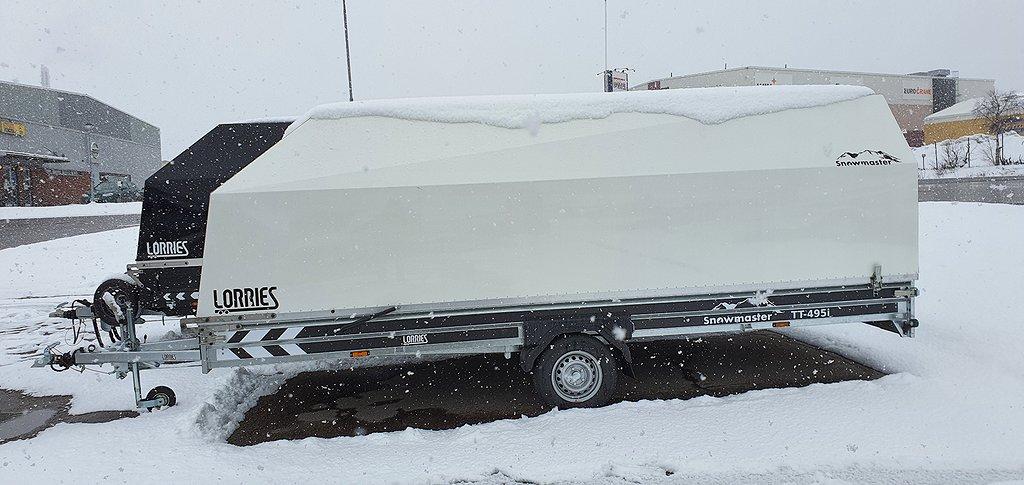 Lorries SNOWMASTER 495 i 1300KG 495X225CM