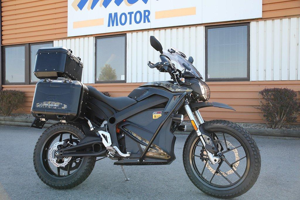 Zero DSR ZF14.4 Black Forest Edition ABS – elmotorcykel