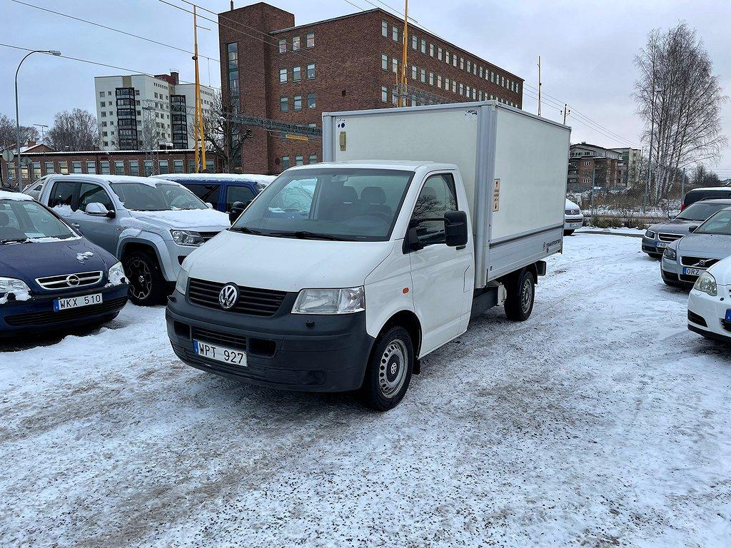 Volkswagen Transporter 1.9 TDI Ny Bes Drag Välbehållen 105hk