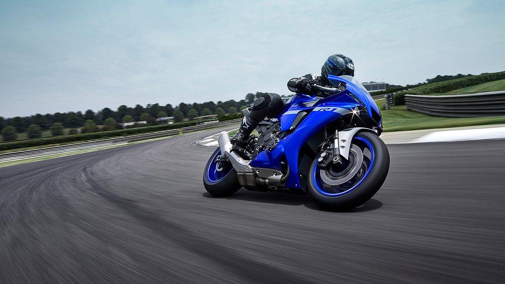 Yamaha YZF-R1 NYHET