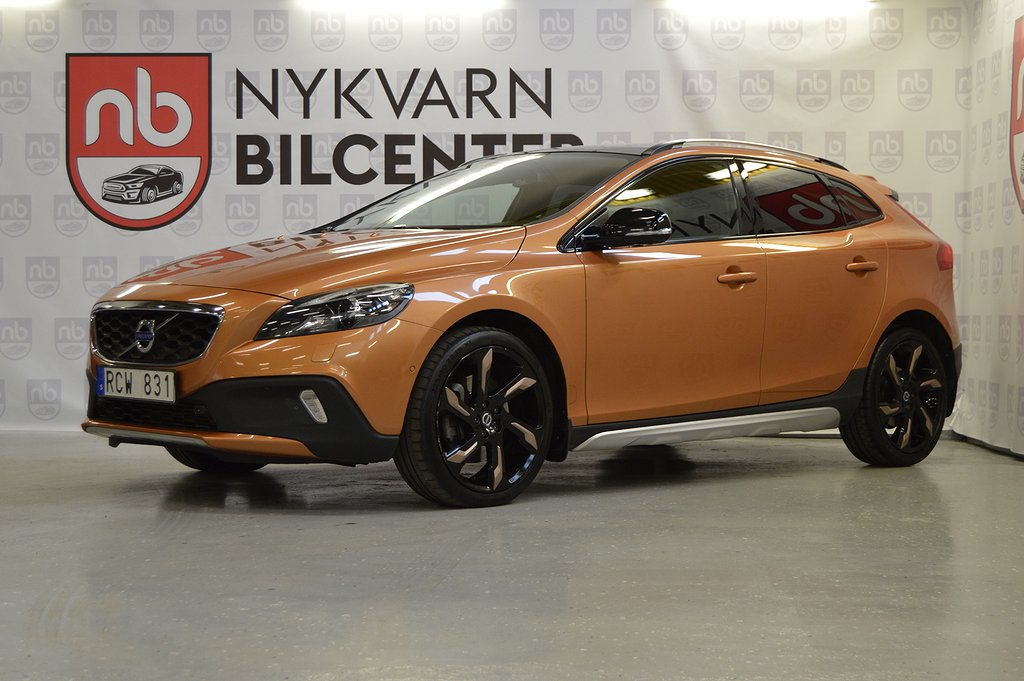 Volvo V40 Cross Country D4 Geartronic Summum /panorama 177hk