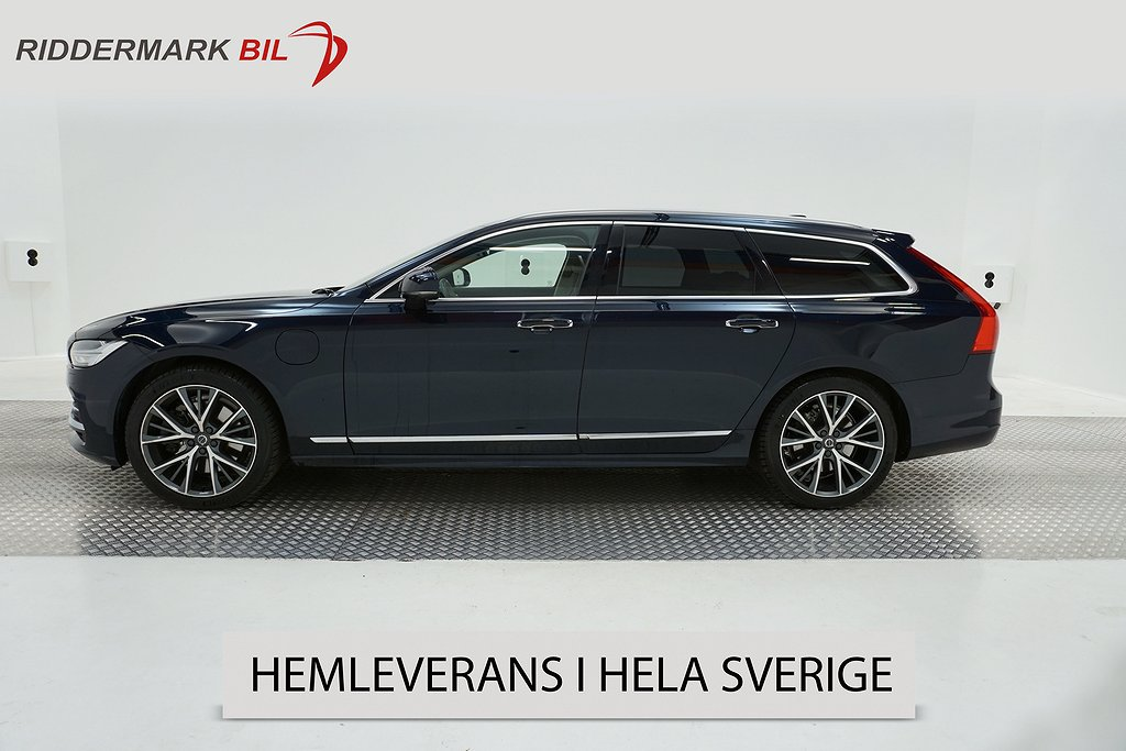 Volvo V90 T8 AWD Twin Engine (390hk)