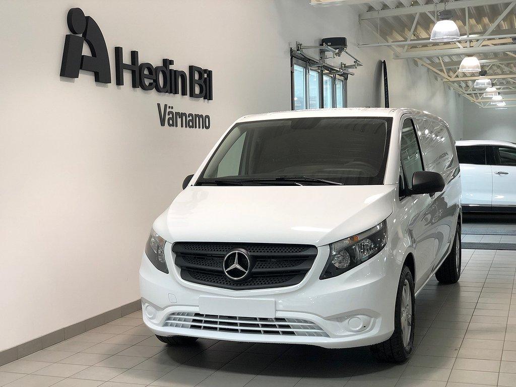 Mercedes-Benz Vito 116 AUT EX.LÅNG DEMO