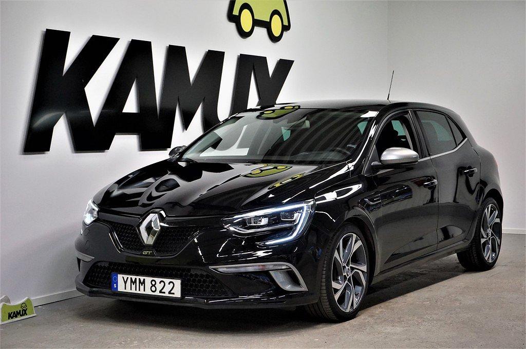 Renault Mégane 1.6 Söndagsöppet 26/1 TCe GT Sport Navi BOSE (205hk)