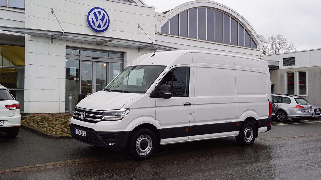 Volkswagen Crafter 100% Eldrift *Räckvidd ca 15 mil