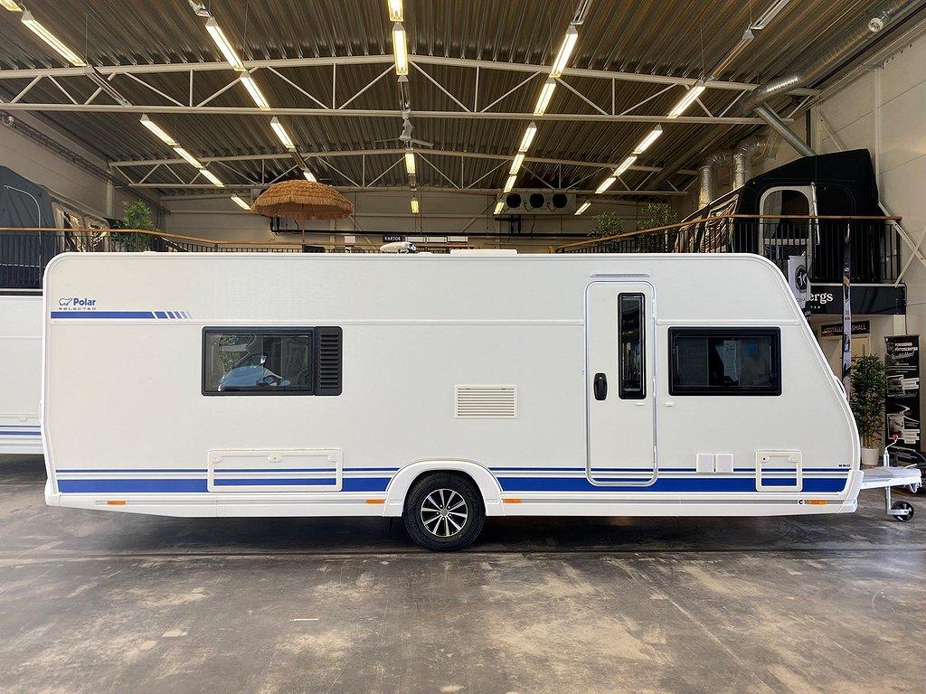 Polar Selected 650 BSA - Stor toalett och Dusch / Långbäddar