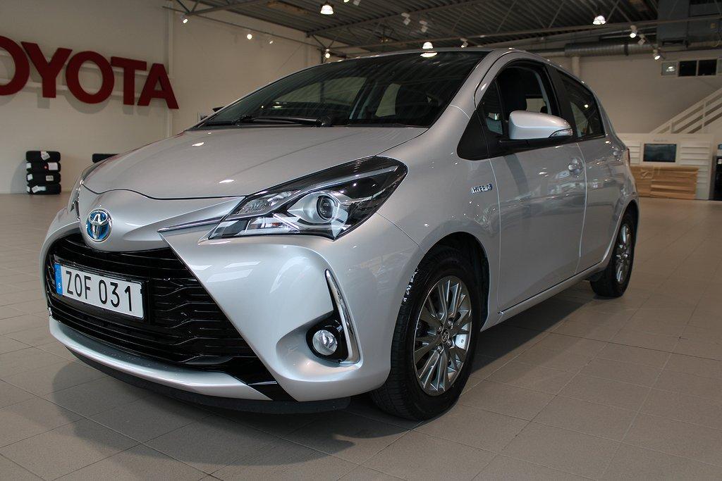 Toyota Yaris 1.5 Elhybrid Active Motorvärmare