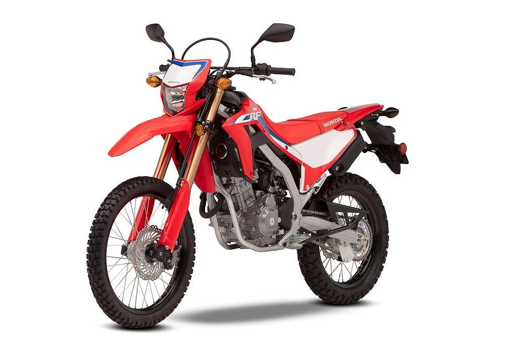 Honda CRF300L #Slutsåld men vi söker fler#