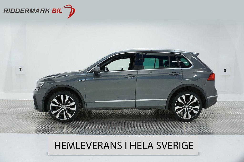 VW Tiguan 2.0 TDI 4MOTION (240hk)