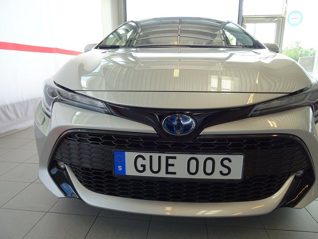 Toyota Corolla Hybrid 2 års garanti Hybrid1.8 Style