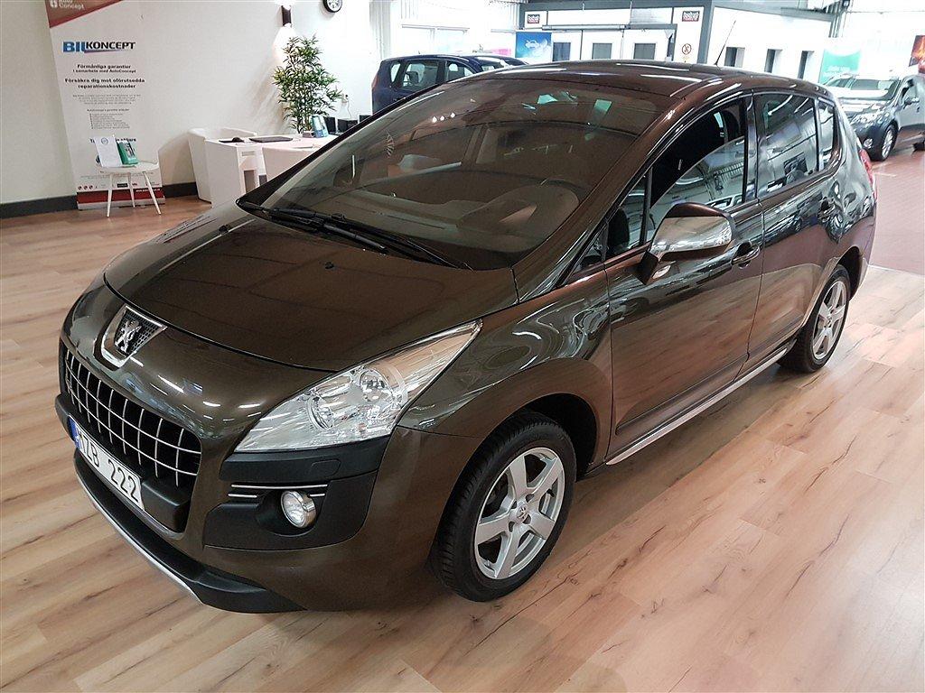 Peugeot 3008 HDi (112hk) 1.6 HDi NYBES