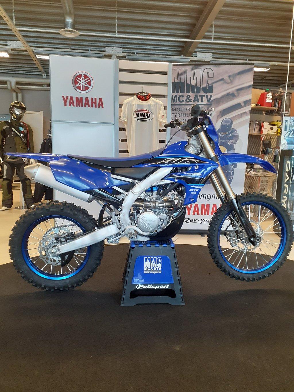 Yamaha WR 250F Omgående leverans!