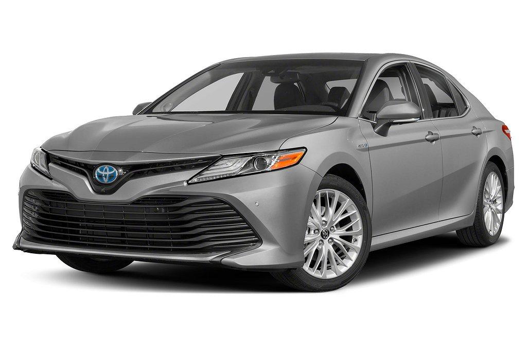 Toyota Camry Active Hybrid Flex Privatleasing