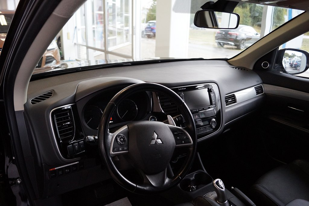 Mitsubishi Outlander P-HEV 2.0 4WD Business