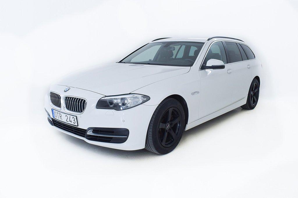 BMW 520 d 184hk Värmare Drag V-hjul