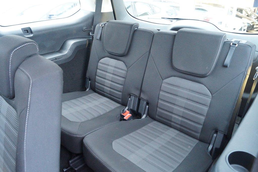 Ford Galaxy 2,0 TDCI 120hk Trend 7-sits