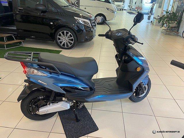 LV LX01 - El Scooter