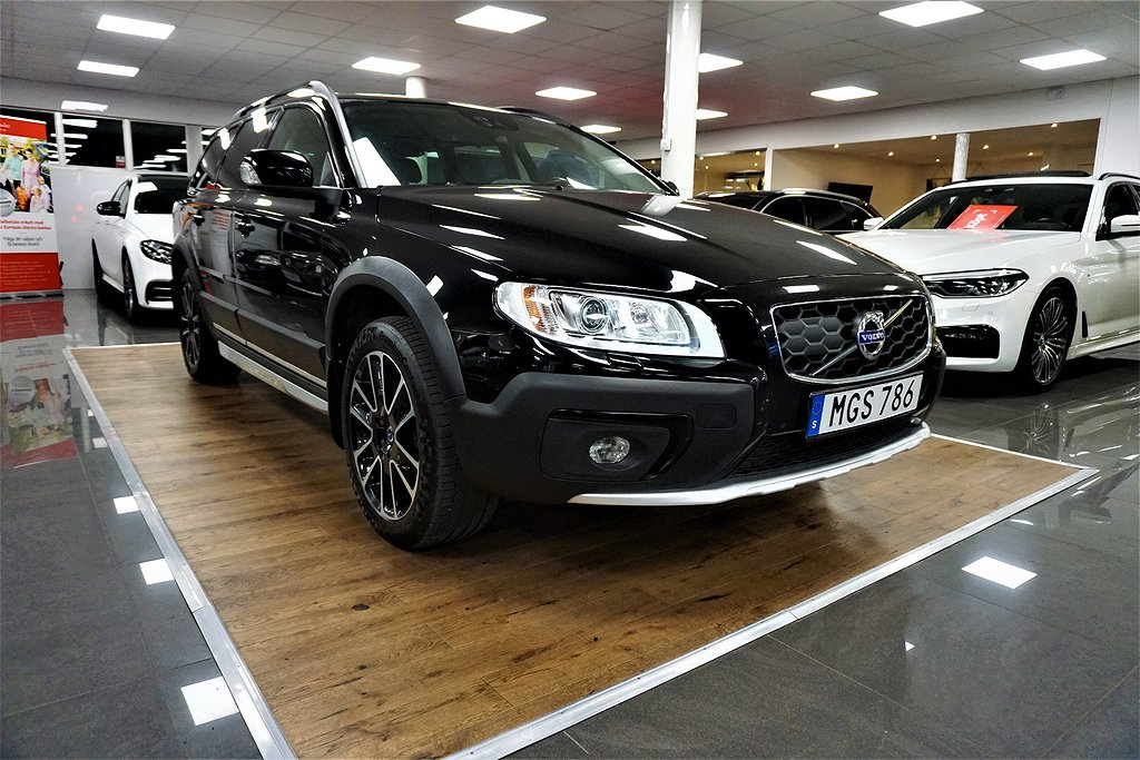 Volvo XC70 D4 Geartronic Dynamic Edition, sport, Classic Euro 6 181hk