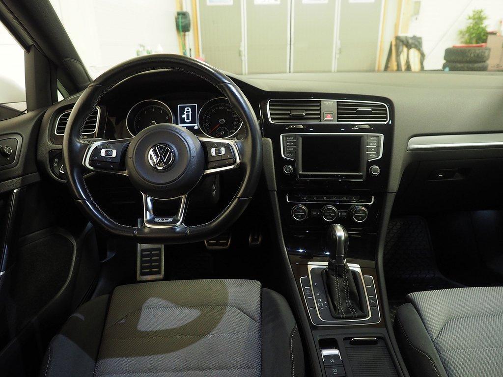 Volkswagen Golf Sportscombi 1.4 TSI Aut R line 2016