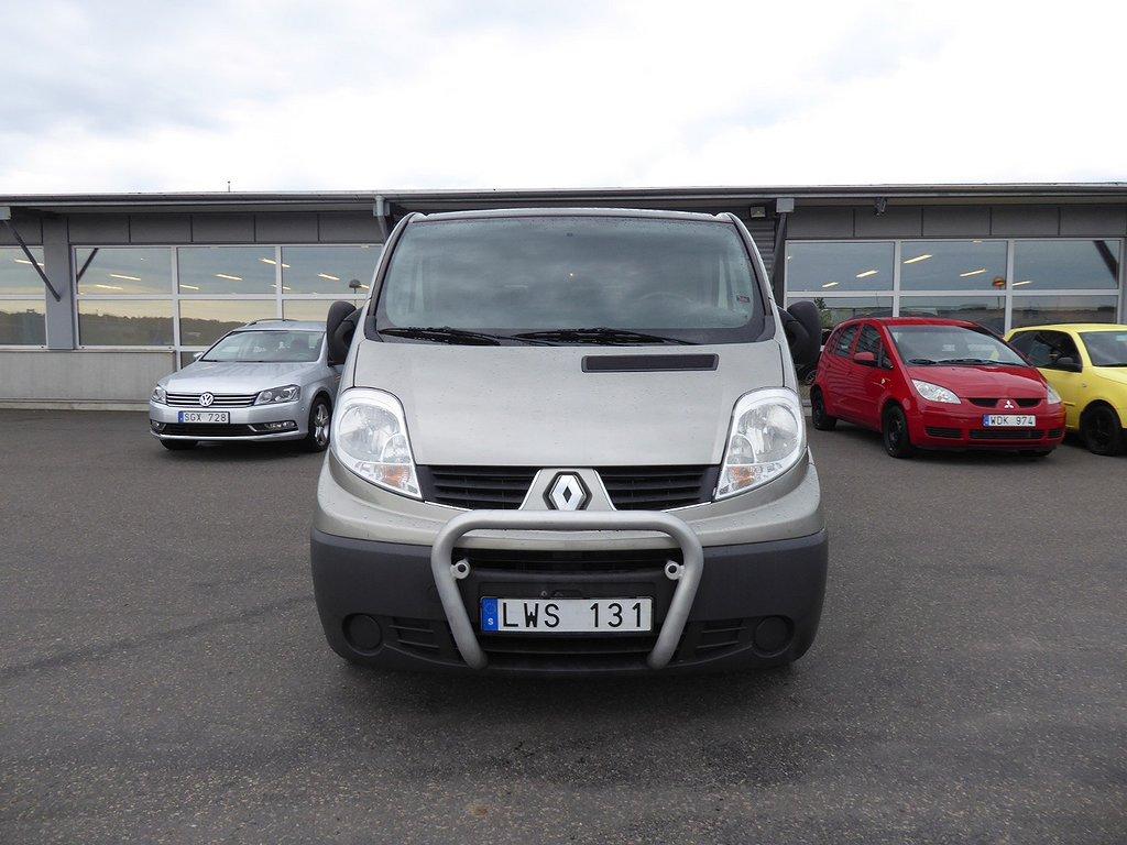 Renault Trafic 2.0 dCi Skåp Automat