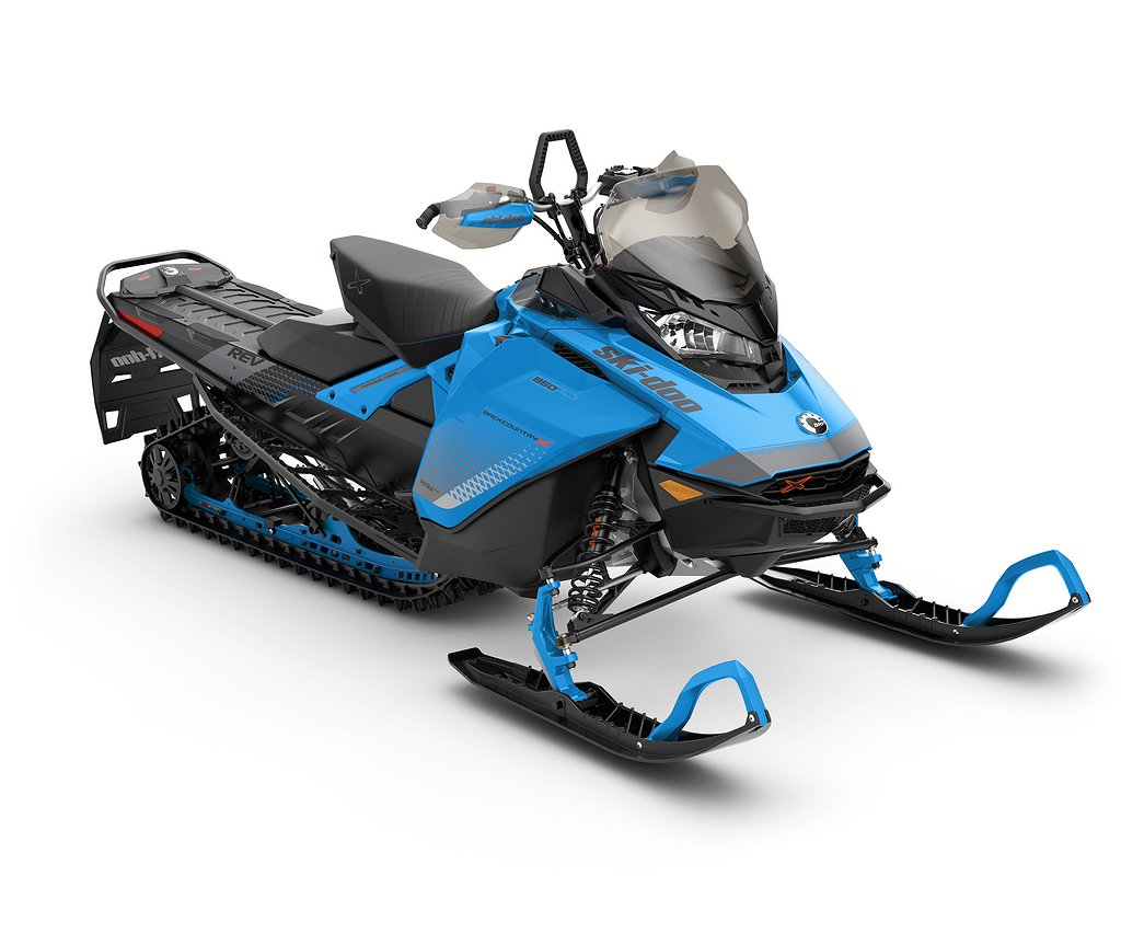 Ski-doo Renegade Backcountry X 850 E-TEC