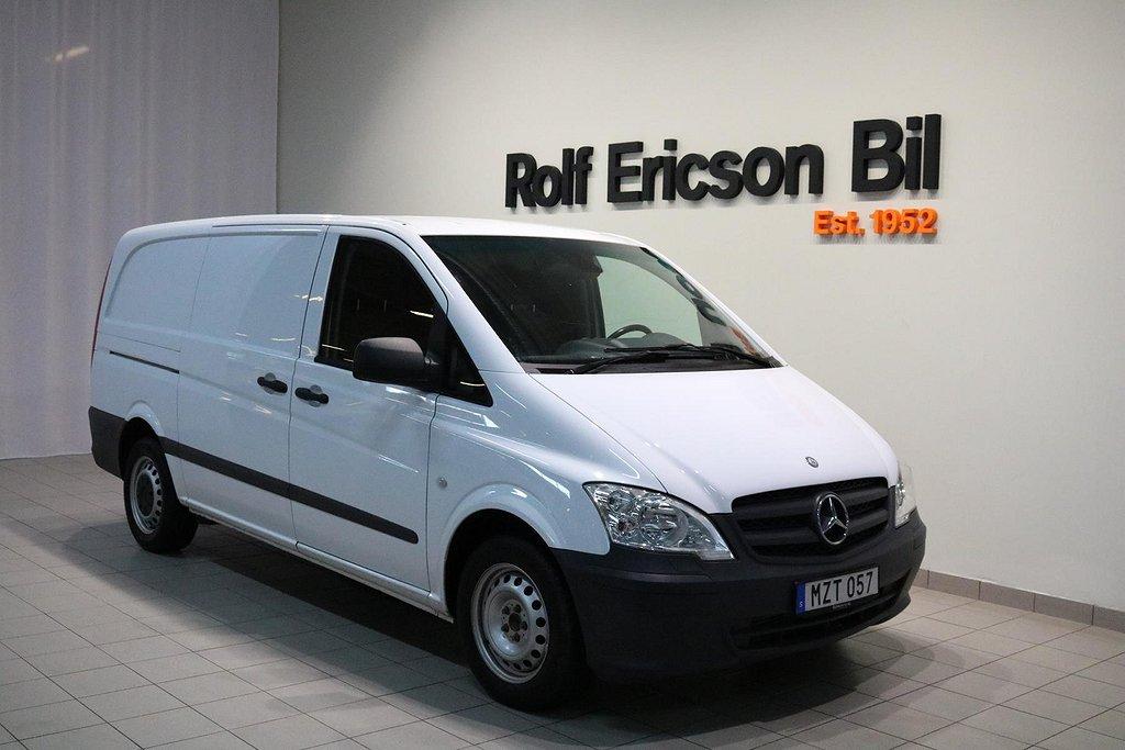 Mercedes-Benz Vito 113 CDI W639 136hk Aut